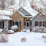 title picture for preparing the home for winter - 8 winterization ideas