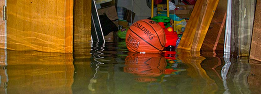 water flooding in basement