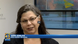 ann zemlick chair of kalamazoo hoarding task force