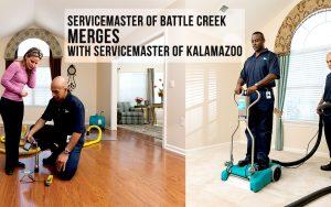 servicemaster of battle creek merges