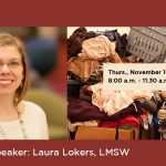 title cover for Laura Lokers Identifying and treating hoarding disorder seminar
