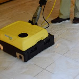 tile and grout equipment cleaning floor