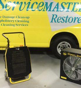 servicemaster odor abatement equipment