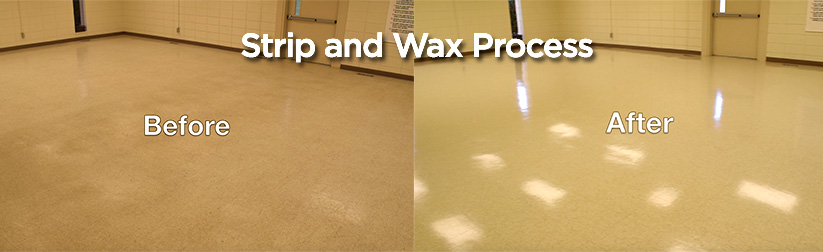Strip And Wax Process Explained Step By Step