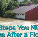 7 Steps You Must Take After a Flood