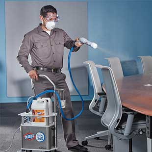 disinfecting businesses with the best coverage