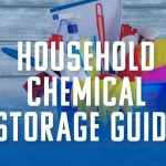 Household Chemical Storage Guide